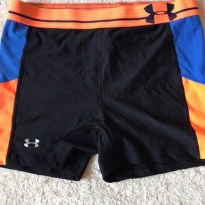 Underarmour Biker/workout shorts